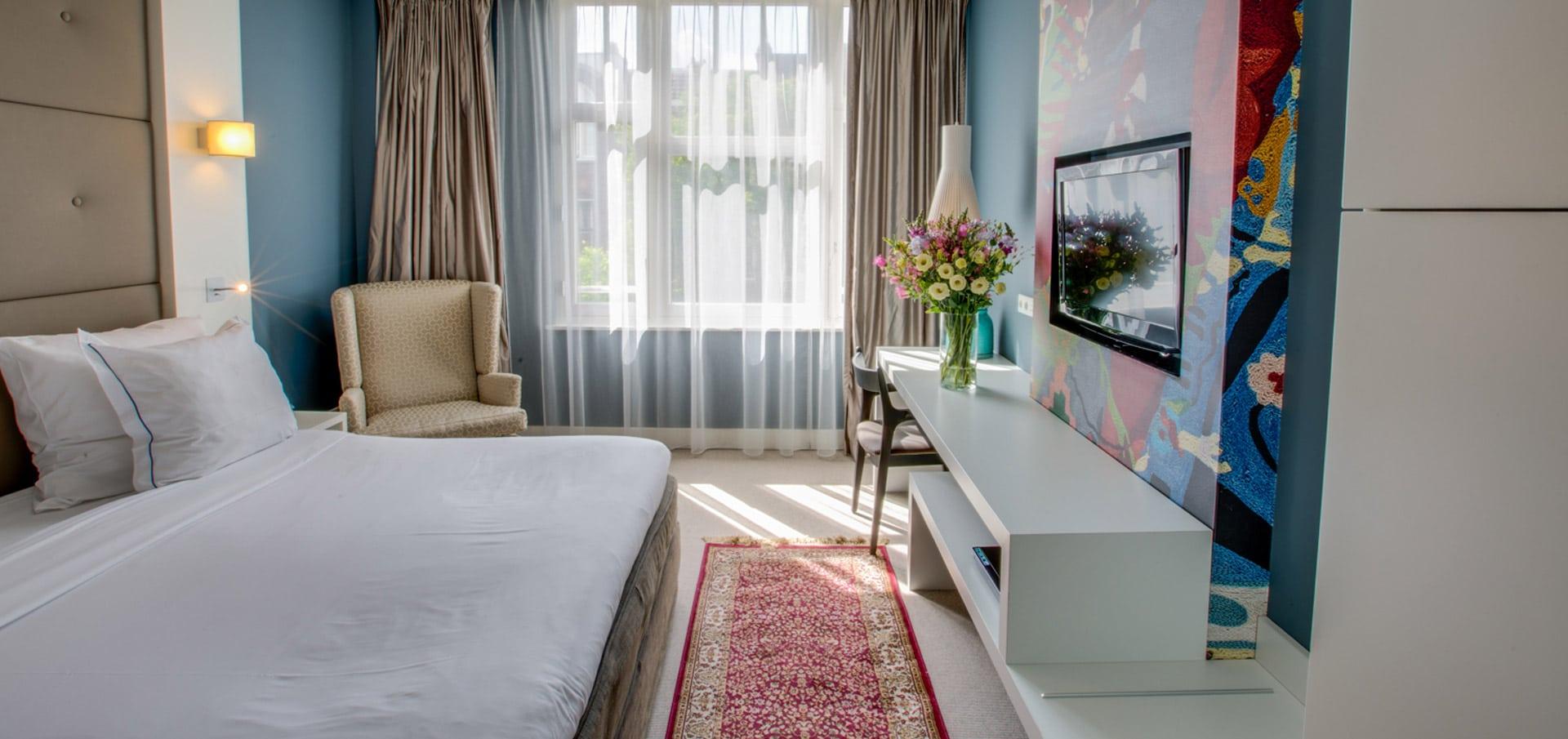 Arrangement Hotel Vondel gratis overnachting