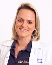 Technician Yvette Verhoeven