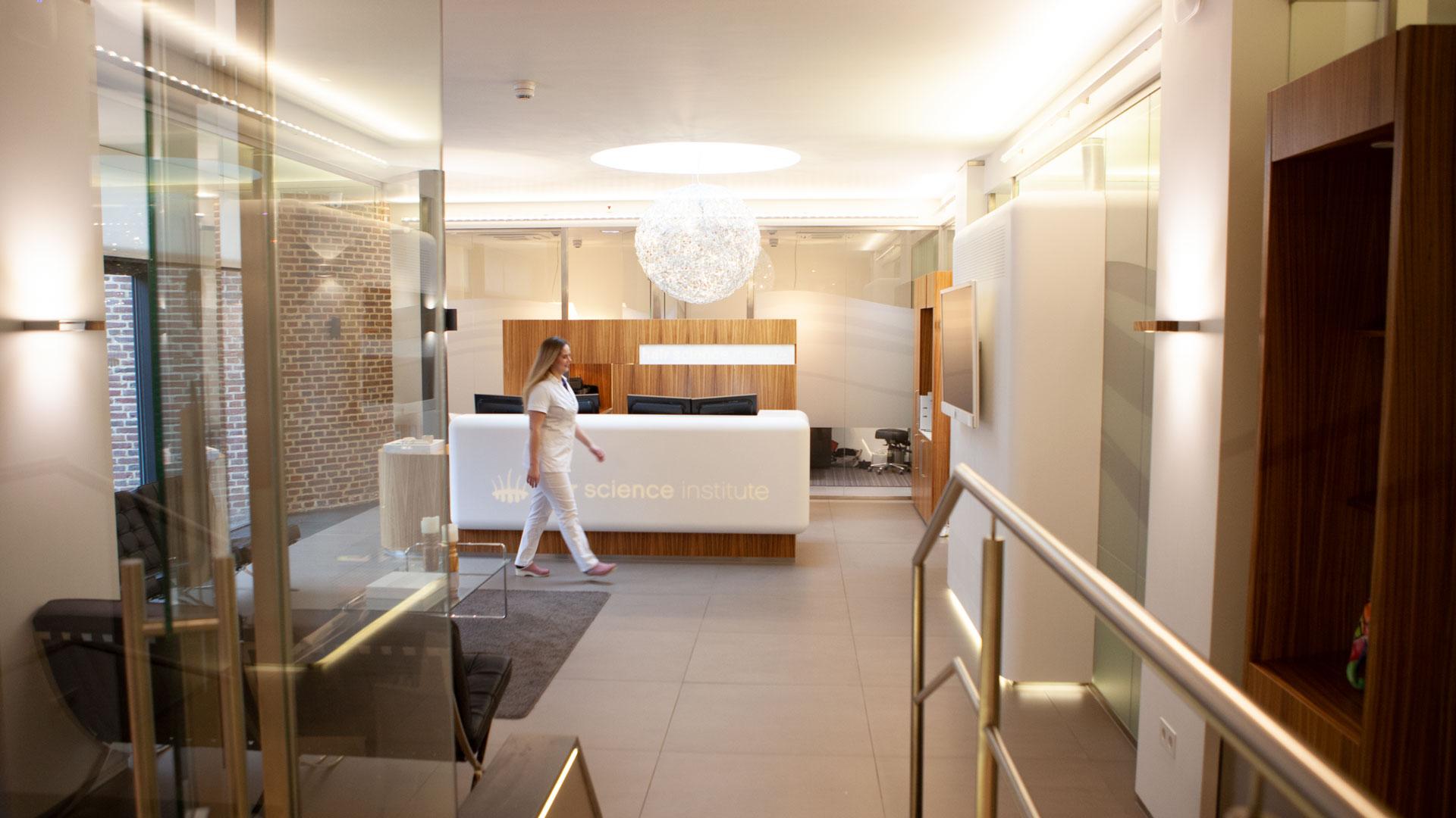 Entree kliniek Maastricht