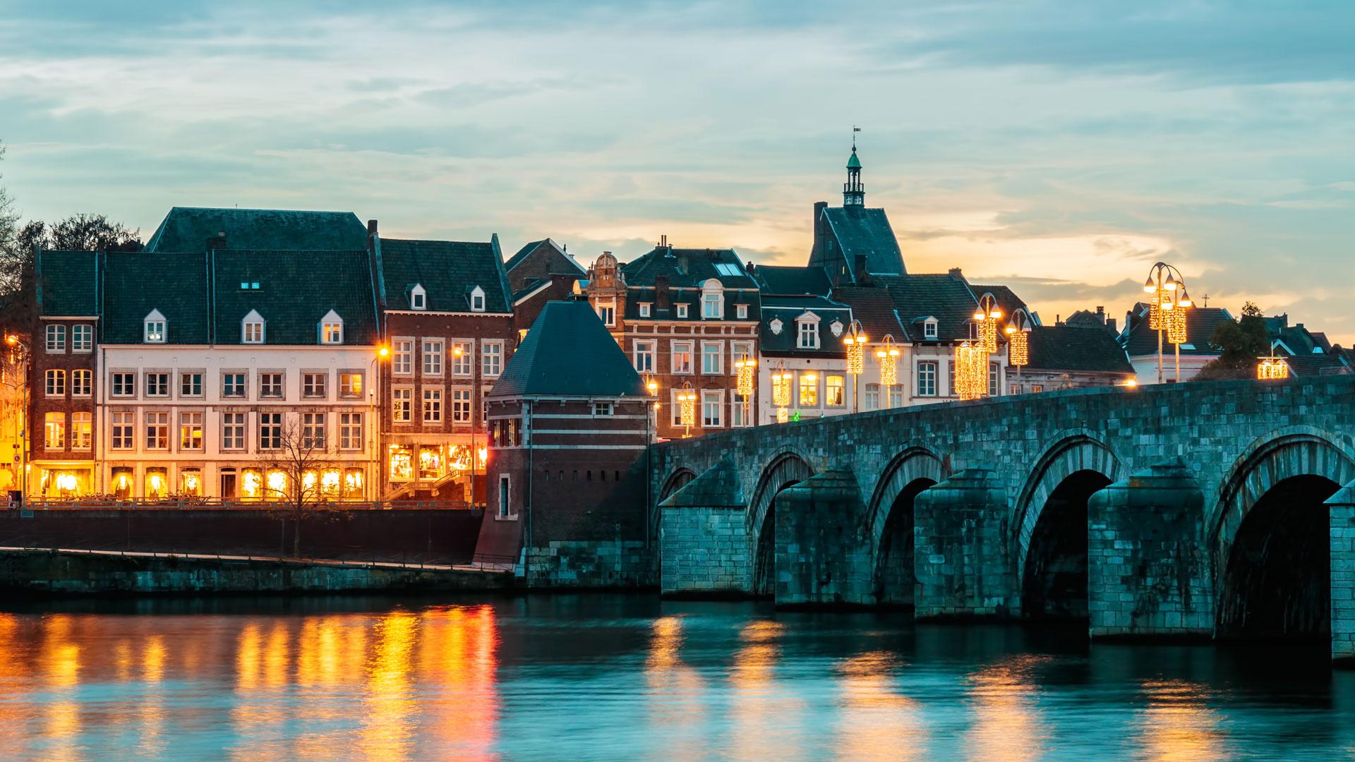 Routebeschrijving Maastricht