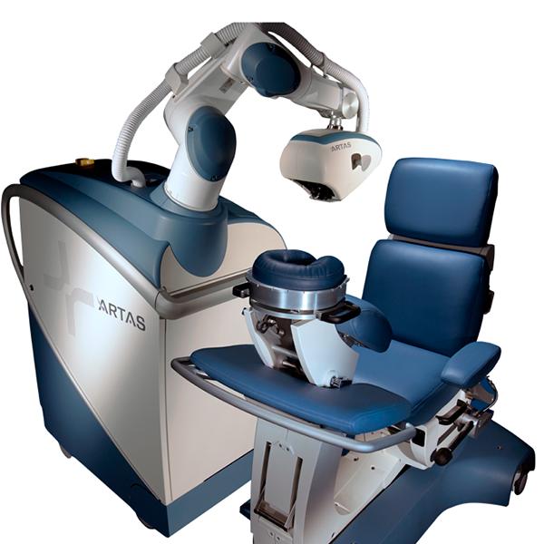 Artas Haartransplantatie robot