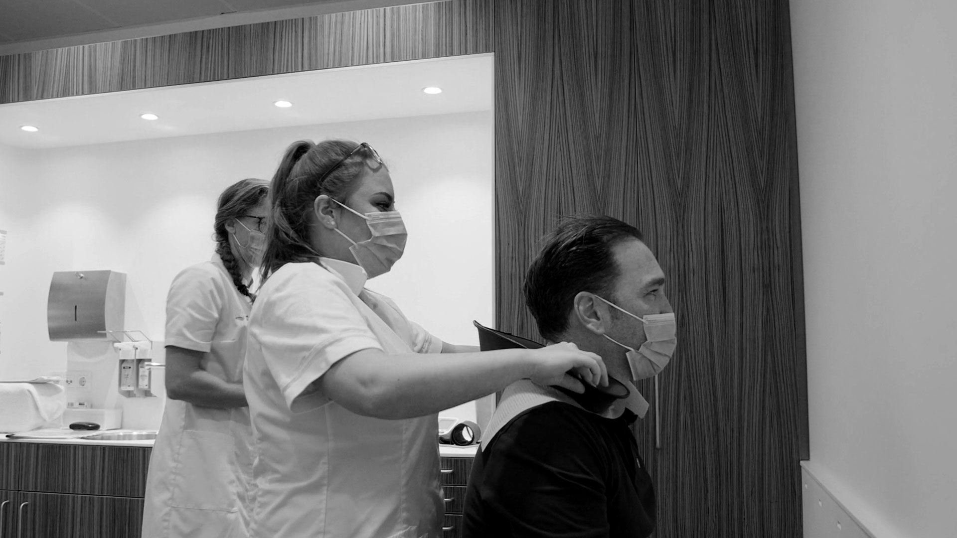 Haartransplantatie zonder scheren